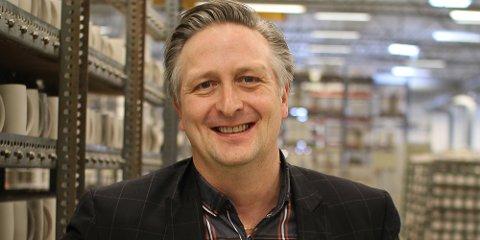 Simmer Vikeså blir Figgjo as' nye administrerende direktør.