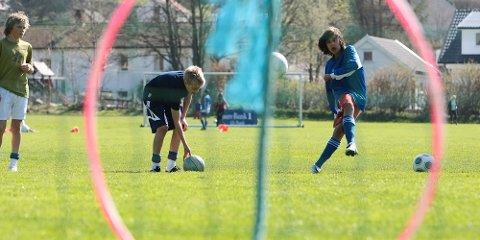 figgjo fotball fotballens dag. bjarne berntsen sesongstart