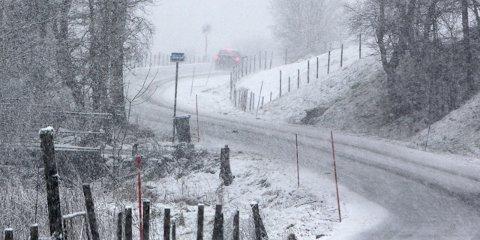 Geir Einarsen Snø vinter