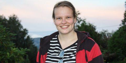 Mona Fosseli Ågotnes spiller nå for Sola, men drømmer om å få spille med Ålgård i eliteserien.