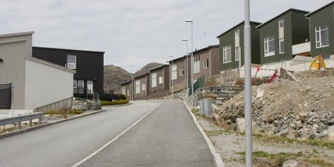 Hærverk Solbakkane Strømbrudd gatelys gravde over ledninger lyse