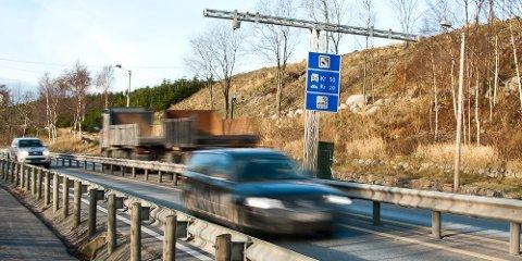 Bomstasjon Bråstein bompengepakke figgjo
