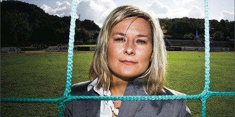 Daglig leder Magdalena Subicz-Tjøstheim og ÅFK har fått inn flest kroner gjennom Grasrotandelen.
