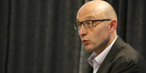 Rådmann Knut Underbakke foreslår at han sammen med ordfører Frode Fjeldsbø går i dialog med Rogaland fylkeskommune (Arkivfoto: Øyvind Sandsmark).