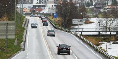 Først etter at strekningen Sandved-Hove er utvidet kommer utvidelsen av E39 til Ålgård.