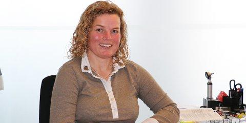 Marion Egeland er den nye fastlegen på Gjesdal legekontor i underetasjen på Ålgård bo- og aktivitetssenter.