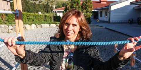 Randi Bjørkås begynner som rektor ved Solås skole 20. november.