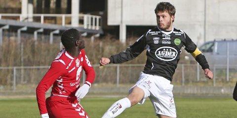 Rogvi Baldvinsson kan være på vei til 1. divisjonslaget Strømmen.