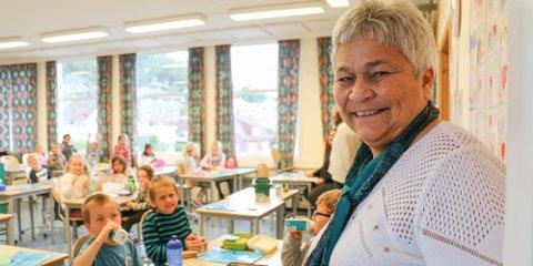 Bente Grødem Johnson slutter som rektor i januar neste år.