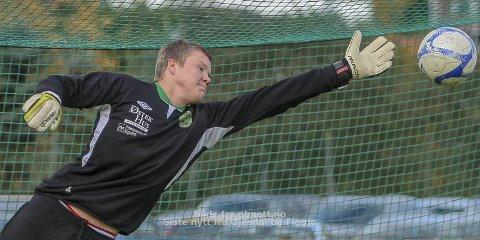 Marius Halvorsen blir trolig Bryne-spiller innen kort tid.