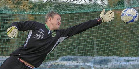Marius Halvorsen er klar for Bryne FK.