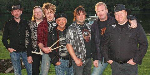 """Vassendgutane er blant annet kjent for sangene """"Hytta mi"""" og """"Granada"""". I mars spiller bandet i Gjesdalhallen."""