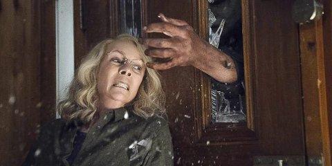 Blodig: Skrekk og gru hører høsten til. halloween innleder Kinoens dag med nattforestilling.bilder: filmweb