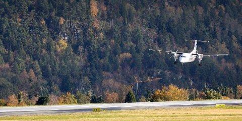 Jo Heringstad foreslår flyplass  sør for Randsverk eller sør for Tesse. (Ill.foto)