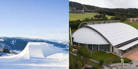 SAHR, som er den norske X-Games arrangøren, vil lage et storslått actionsport-arrangement  i Lillehammer-regionen. Da skal både skibakken i Hafjell og Håkon Hall i Lillehammer benyttes.