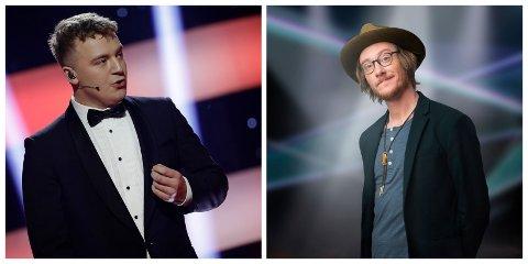 DUETT: Bilal Saab har valgt Adam Douglas som sin duettpartner i Stjernekamp på NRK førstkommende lørdag. Douglas vant musikk-konkurransen i 2017.