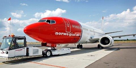 HØY LØNN: Flygere topper lista over Norges best betalte yrker, bare slått av ledere av olje- og gassutvinning.