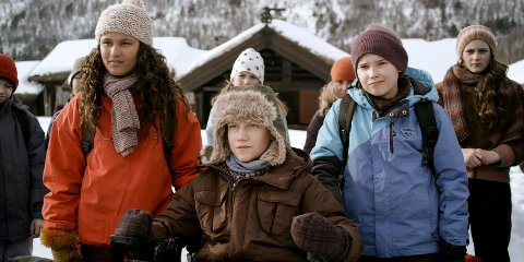 UNGDOMSKRIM: «Trio» ble en stor TV-suksess. Nå skal det lages dramakomedie.