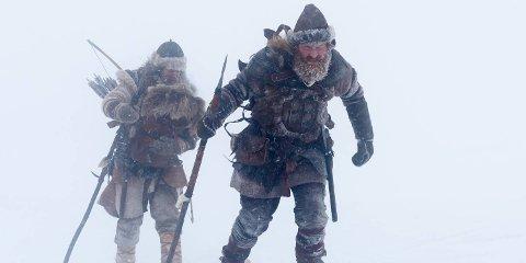 PÅ TOPP: «Birkebeinerne» er så langt den best sette filmen i 2016.