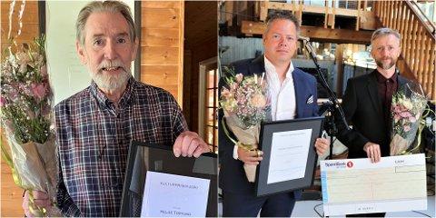 HEDRET: Vinnerne av kulturprisen og frivilligprisen for 2020.