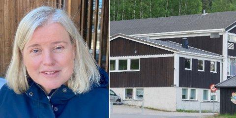 ANSVARET: Nore og Uvdals kommunedirektør Eva Rismo har det endelige ansvaret for utredningen om skolestruktur i kommunen. men det er til slutt politikerne som avgjør om Uvdal skole skal fortsette som før, eller bli slått sammen med Rødberg skole.