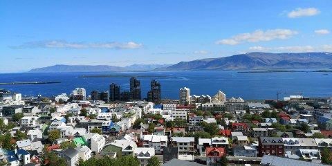 Dynamisk bebyggelse ? -  Reykjavik, Island.
