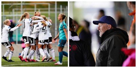 Ivar Koteng har latt seg imponere av RBK Kvinner denne sesongen.