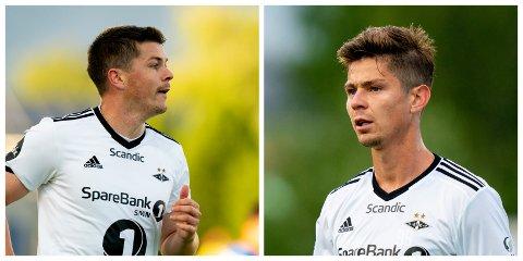 Pål André Helland og Torgeir Børven ser helst at breddefotballen får starte opp igjen.