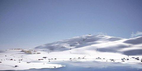 I EN TYNN TRÅD: Onsdag skal kommunestyret i Tromsø avgjøre framtiden for Arctic Center i Håkøybotn. Nå ser det ut som at de borgerlige partiene er avhengige av støtte fra Sp for å gi grønt lys til prosjektet.