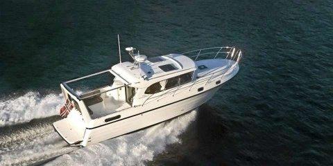 Det var en fiskebåt av denne typen som ble tatt ut av fiske og solgt. Skatt Vest mener den ikke ble brukt som privatbåt i mellomtiden, og at salget dermed var skattepliktig.