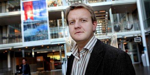 Tidligere byrådsleder Øyvind Hilmarsen (H)