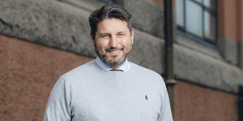 NY TOPPJOBB: Ronni Møller Pettersen (53) også fått selveste toppjobben i Sparebank 1-bankenes nye gigantsatsing som skal forvalte milliardverdiene til investorer og sparere.