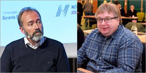 GISKE OG GRASROTA: – Støter man ut Giske, støter man også ut store deler av grasrota i partiet, mener Ap-politiker på Østre Toten,  Kjetil Bakke.