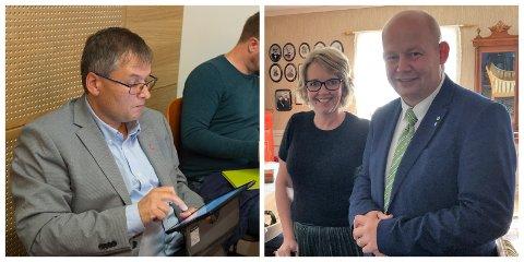 REN MAKTARROGANSE: - Dette er ren hersketeknikk og maktarroganse, sier Even Solhaug (Ap) om hvordan politisk ledelse ved Anne Bjertnæs (H) og Torvild Sveen (Sp) har håndtert kandidater til styret i Horisont IKS.