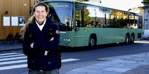Stort løft: Ruter gjennomførte 21. juni i år det største løftet i kollektivtrafikken i Follo siden høsten 2007. Dette innebærer blant annet 900 flere avganger per uke, skriver Gry Isberg, informasjonssjef i Ruter.