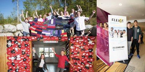 Finalister: Ra, Kvelde og Mesterfjellet er finalistene i Årets skoleprosjekt. Foto: Joachim hellenes