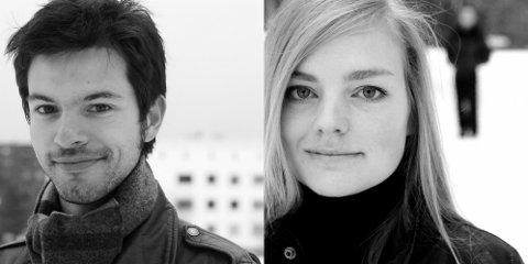 Sommerkveld: Hans Petter Mæhle og Inga Byrkjeland er to av fire musikere som fremfører i Larvik kirke torsdag. Foto: Privat