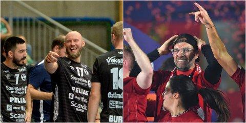 FYLDIG MENY: Østlendingen sender både Liverpool., Elverum Håndball og motorsport denne helga.
