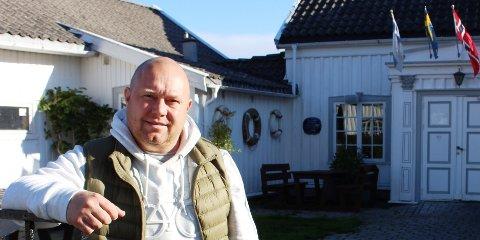 LEI SEG: Andreas Kristiansen er lei seg for økonomiske tap som er påført andre ved konkursene av Victoria Gjestgiveri og Soi 5. Mandag var det skiftesamling i Telemark tingrett.
