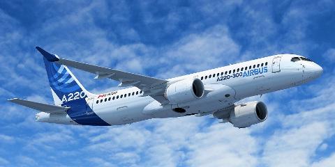Airbus 220 med inntil 160 seter til flyplassene på Helgeland