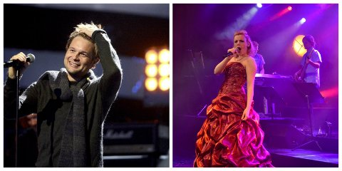 AVLYSER: Både Gaute Ormåsen og Karoline Amb må avlyse alt de hadde planlagt av konserter og show framover.
