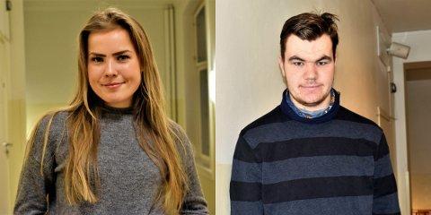 Adeline og Hermann snakker hver sin dialekt.