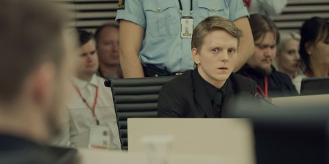 Jonas Strand Gravli spiller Viljar Hanssen i Netflix-filmen 22 July.