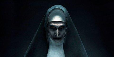 INNBRINGENDE NONNE: Denne skrekkelige nonnen har sørget for at de som står bak snart har tjent inn to millarder kroner netto.