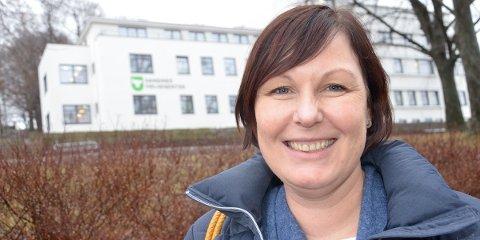 OVERTAR: Oddny Helen Turøy topper KrF-listen før høstens kommunevalg. Den nye frontfiguren gleder seg til å fronte partiet i valgkampen.