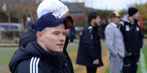 Riska-trener Simen Egeland debuterer som trener i cupens første runde.