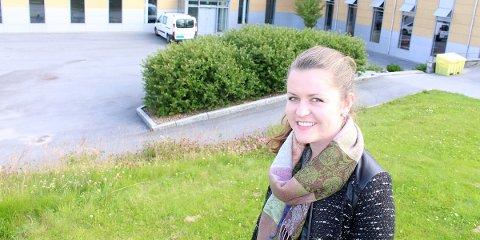UNGDOMSKANDIDAT: Karen Følgesvold er Senterpartiets ungdomskandidat i Sandnes. Hun håper partiet kan bidra til at flere blir oppmerksomme på viktigheten av å verne matjord, samt viktigheten av å kunne produsere nok norsk mat.