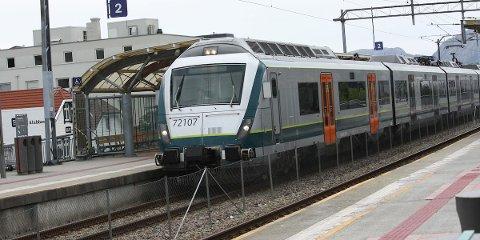 TOG: Togtrafikken på Jærbanen går som normalt igjen etter fem ukers oppgraderingsarbeid.