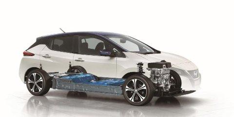 Nissan har solgt 380.000 eksemplarer av Leaf siden introduksjonen tilbake i 2010. Ingen elbil er i nærheten av samme antall.