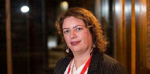 Elisabeth Steen er nestleder i NTL Nav.